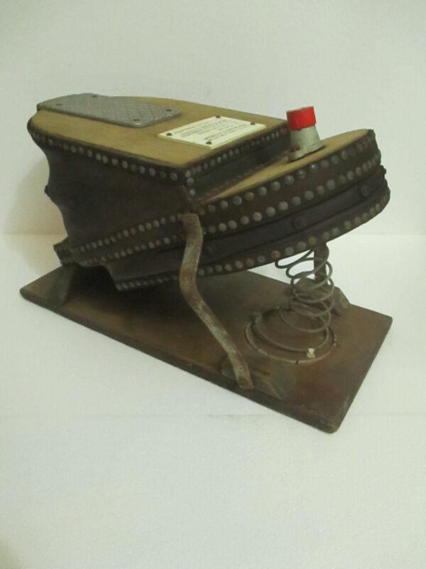 Siebe Gorman & Co. Bellows Fog Horn Antique Fire Horn Without Brass Trumpet