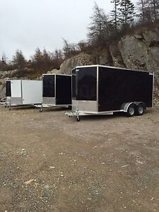 New High Country aluminum trailers for sale