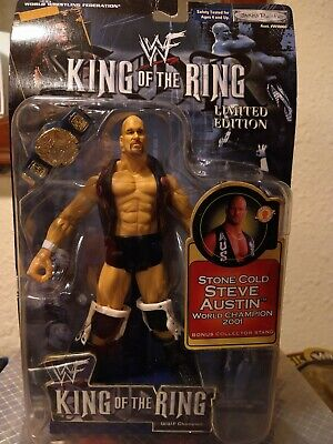 WWF WWE King Of The Ring Stone Cold Steve Austin