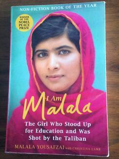 I am Malala by Malala Yousafzai with Christina Lamb