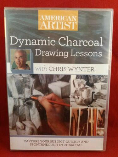 Dynamic Charcoal Drawing: Lessons With Chris Wynter  *BRAND