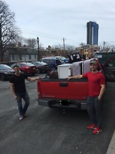 Truck for Hire! Deliveries, Junk Removal, Apartment Moves, etc.