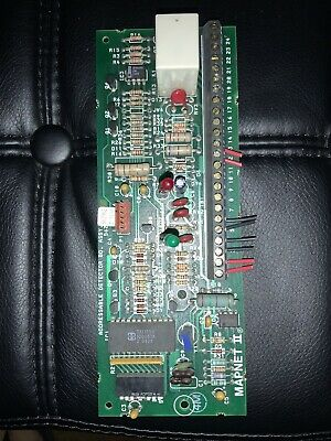 Simplex 562-962 Mapnet Ii Duct Det Addressable Board