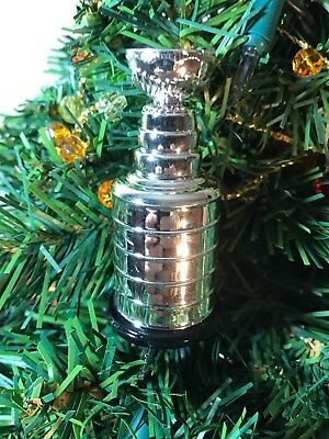 NHL Stanley Cup Hockey Christmas Tree Ornament  NHL  Washington Capitals  Caps