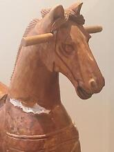 Antique rocking horse Narrabundah South Canberra Preview