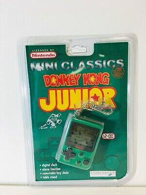 Game & Watch Nintendo Donkey Kong Junior ,1998,Mini Classics,Gakken,bandai,Casio