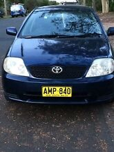 2002 Corolla conquest Kanwal Wyong Area Preview