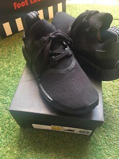 Adidas NMD R1 triple black size 8, 9, 10, 11 us 330$