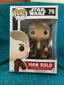 Pop! HAN SOLO. (79). Star Wars. Caulfield East Glen Eira Area Preview