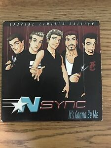 Special limited edition nsync