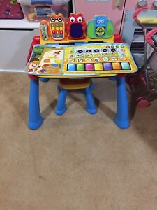 Learning table, barely used