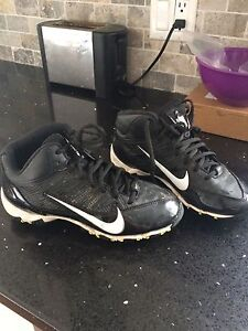 Nike Football Cleats - size 3