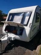 Caravan 22ft 6 Berth Ensuite A/C Kotara South Lake Macquarie Area Preview