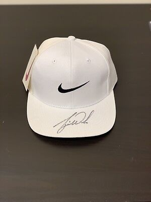 5033e2a509b Other Autographed Items - Tiger Woods Autographed Hat - Trainers4Me