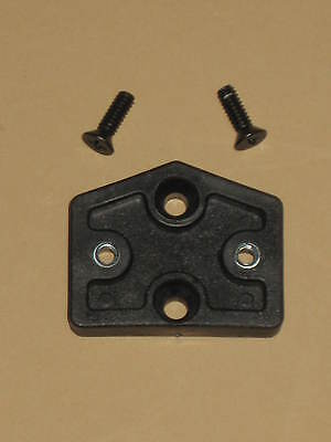 New Horton Adapter for Crossbow Quiver Bracket / Mount with Screws, used for sale  Muncie
