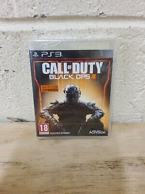 Call Of Duty: Black Ops 3 (NEW & SEALED PlayStation 3 Game)...