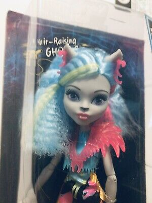 Monster High Silvi timberwolf Doll NIB