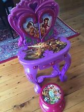 Disney Fairies little girl dressing table Tinkerbell St Ives Ku-ring-gai Area Preview
