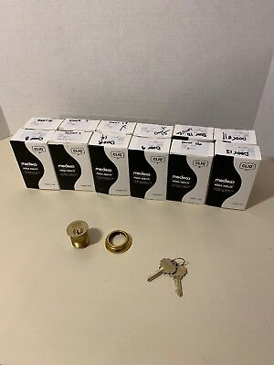 Medeco Assa Abloy S156 Lock Cylinders Used Working