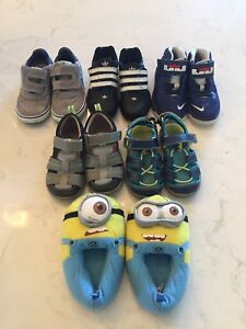 Toddler Boys' Summer Shoes - Assorted