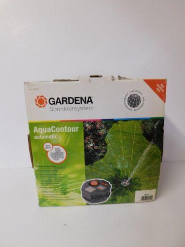 Gardena 1559 Aquacontour Automatic Adjustable Pop-Up Large A