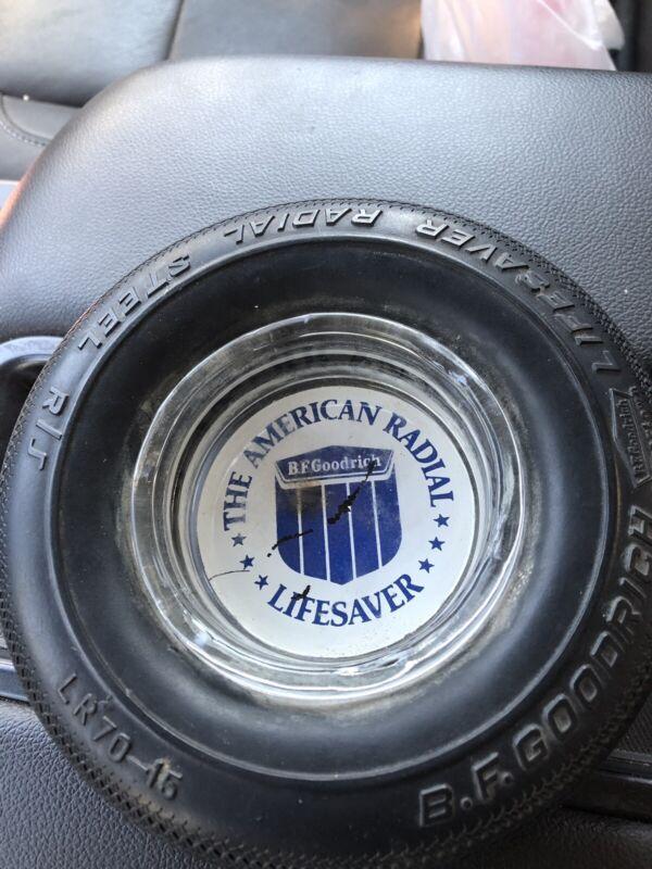 Vintage BF Goodrich Tire Ashtray