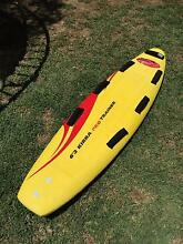 Redback 6'2 Kirra Pro Trainer Surfclub board Karrinyup Stirling Area Preview
