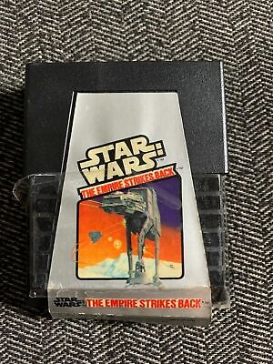 STAR WARS: THE EMPIRE STRIKES BACK - ATARI 2600 - GAME ONLY - FREE S/H - (N2)