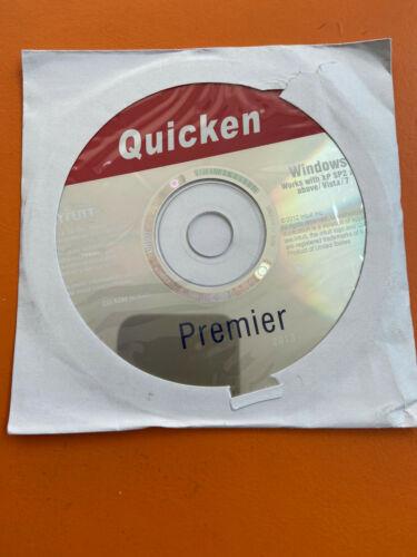 Intuit Quicken Premier 2013 NEW