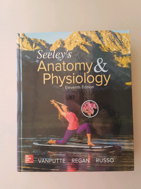 Seeley\'s Anatomy & Physiology 11th Edition | Textbooks | Gumtree ...