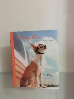 Carry Ons - Chihuahuas Hardcover Book VGC