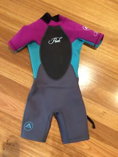 Children's Wetsuit Pearce Woden Valley Preview