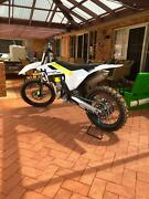 2016 fc 450 husqvarna Tapping Wanneroo Area Preview