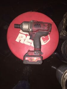Mac tools impact gun