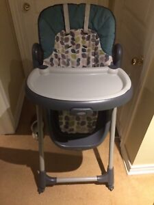 Graco 3 in 1 high chair
