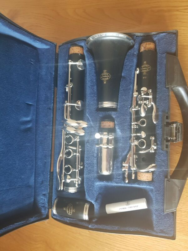 Clarinet buffet B 12 (54)
