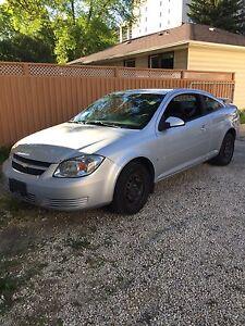 2008 cobalt LT coupe safetied !
