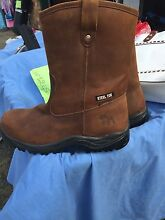 Size 13 steel toe Mack work boots BRAND NEW Jimboomba Logan Area Preview