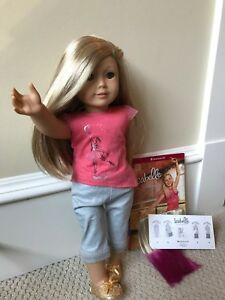 2014 AMERICAN GIRL DOLL OF THE YEAR: ISABELLE