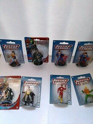 Monogram Justice League DC Comics Mini Figure Figures Super Hero Cake Topper