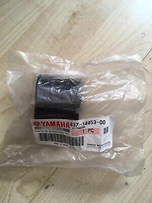 <em>YAMAHA</em> DT100125175 TWIN SHOCK AIRBOX RUBBER GENUINE NOS