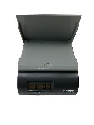 Stamps.com 5lb Digital Postal Shipping Scale Battery Operated Model 500s Works