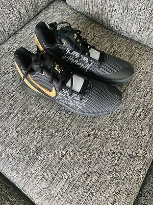 Nike Kyrie Flytrap 2 Black Basketball Shoe Size 9