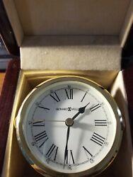 Howard Miller Bailey  645-443 Captains Table Desk Nautical Clock