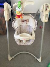 Baby swing Oxenford Gold Coast North Preview