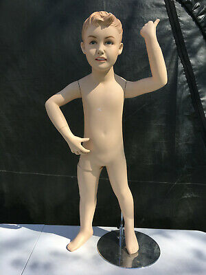 Mannequin Full Body Young Boy 39