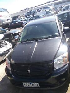 NOW WREAKING DODGE CALIBER BALCK COLOR ALL PARTS 2006-12 Dandenong South Greater Dandenong Preview