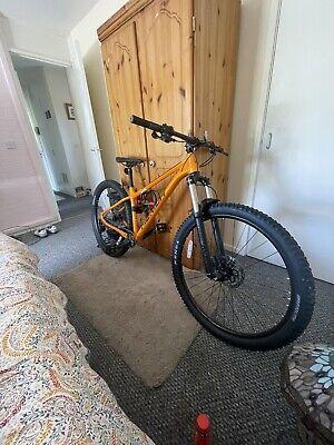 Merida Big Trail 400 29er 2021 Hardtail Mountain Bike - Orange/Black