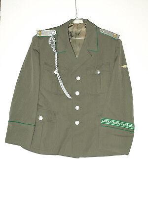 NVA Uniform Jacke Feldbluse Grenztruppen der DDR Ostalgie sammeln ähn. Wehrmacht