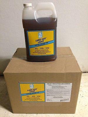 6 One Gallons Light Threading Oil For Ridgid 300 700 141 161 Pipe Threader 811